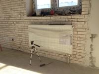 Установка радиаторов, монтаж отопления загородного дома
